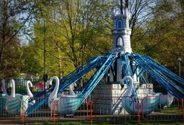 Самые веселые московские парки - Фото №5