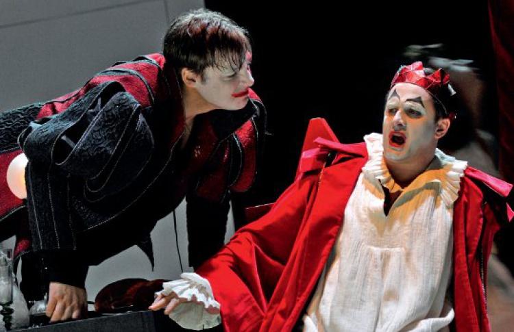 Звёзды мировой оперы в Москве