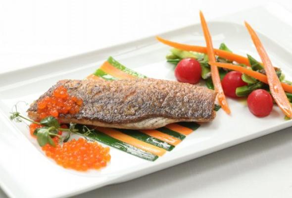 Рыбные блюда - Фото №0