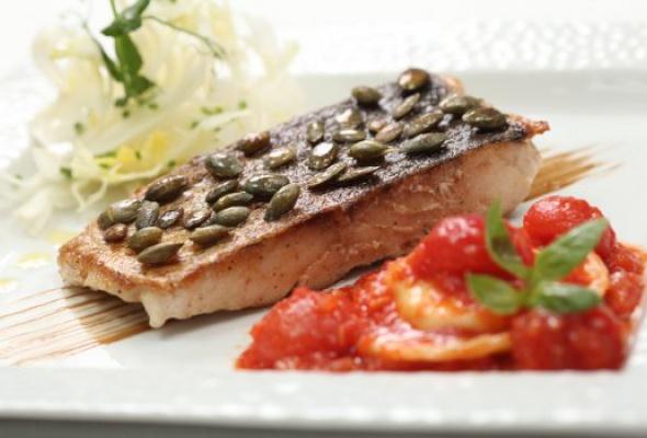 Рыбные блюда - Фото №1