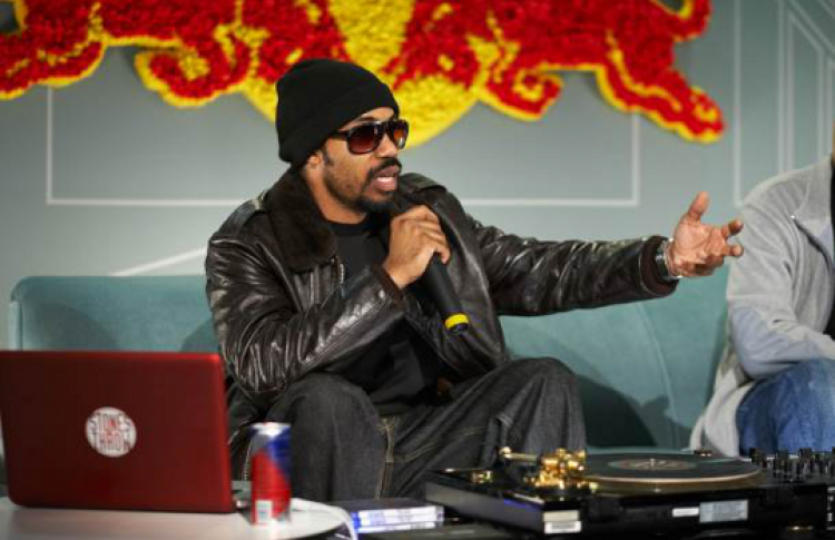 «Red Bull Music Academy Lecture»: Dam-Funk