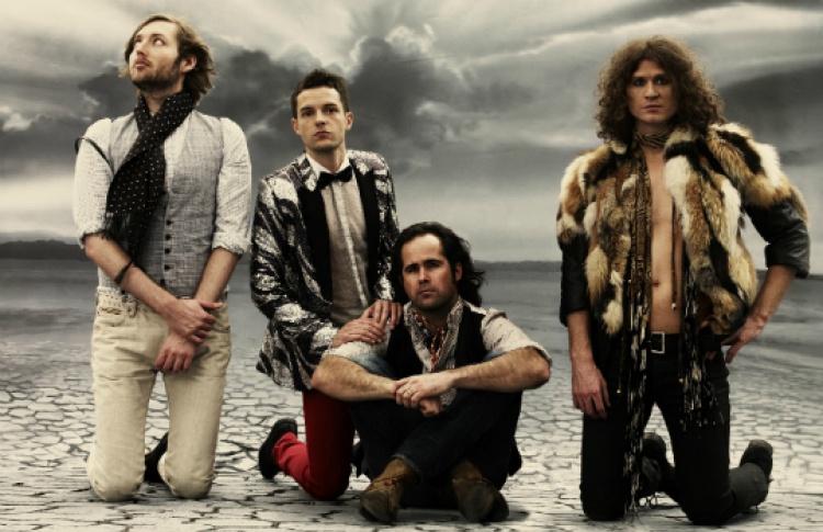 The Killers выпустят новый альбом осенью