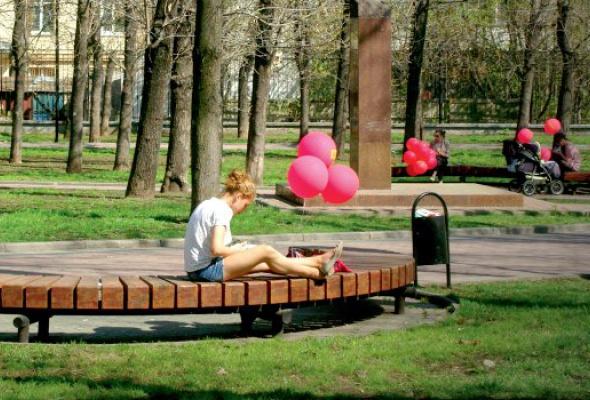 Самые веселые московские парки - Фото №7