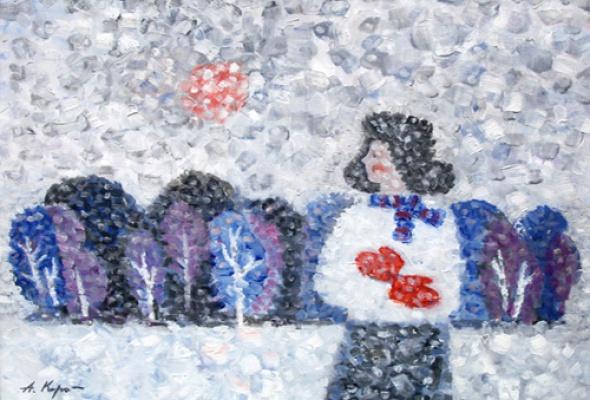 """Андрей Корольчук """"Живопись - это поэзия. Поэзия - это живопись"""" - Фото №0"""