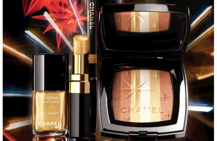 Новая лимитированная коллекция макияжа Las Vegas deChanel