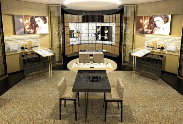 Первый европейский бьюти-бутик Chanel - Фото №1