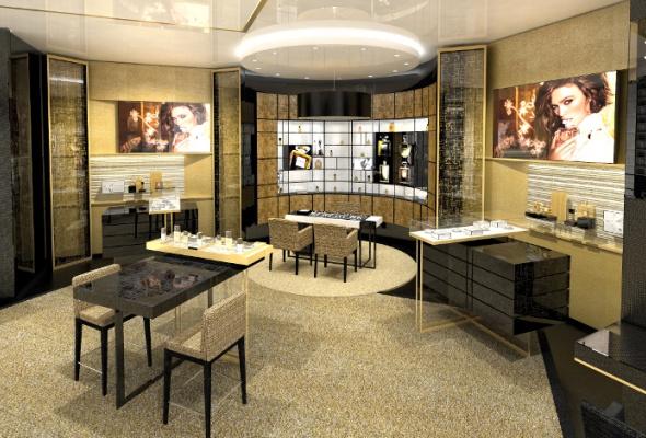 Первый европейский бьюти-бутик Chanel - Фото №0