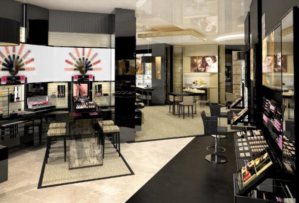 Первый европейский бьюти-бутик Chanel - Фото №12