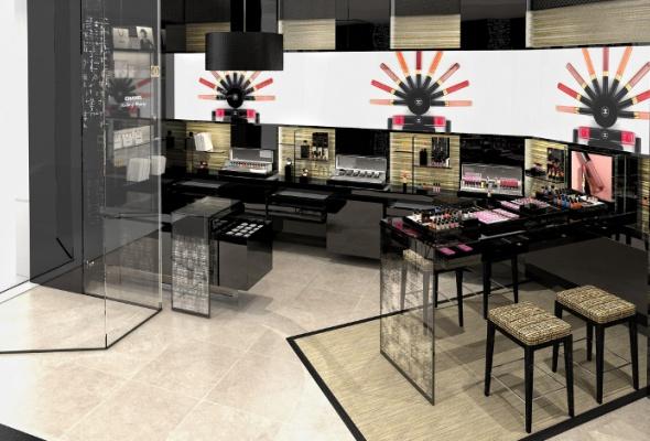 Первый европейский бьюти-бутик Chanel - Фото №13