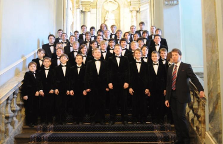 Хор мальчиков Атланты и хор мальчиков хорового училища им. М. И. Глинки