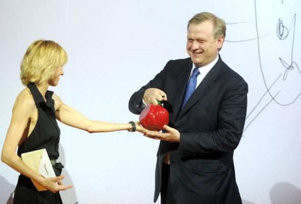 Лауреаты Премии Янковского - Фото №1