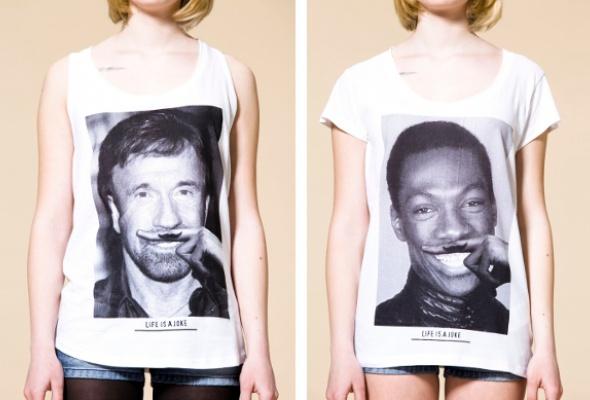 7магазинов сосмешными футболками - Фото №0