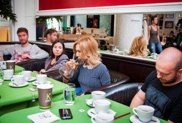 В«Кофеине» выбрали лучшие эспрессо, капучино ифильтр-кофе - Фото №2