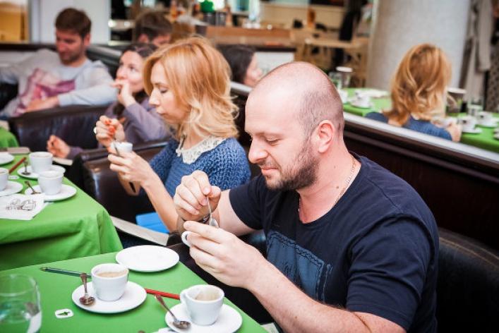 В«Кофеине» выбрали лучшие эспрессо, капучино ифильтр-кофе