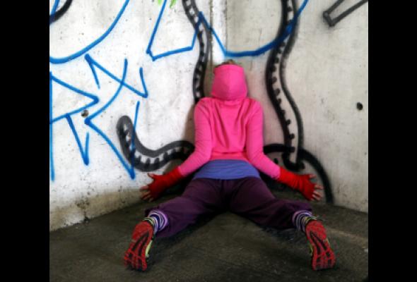 Тело в городском пространстве - Фото №0