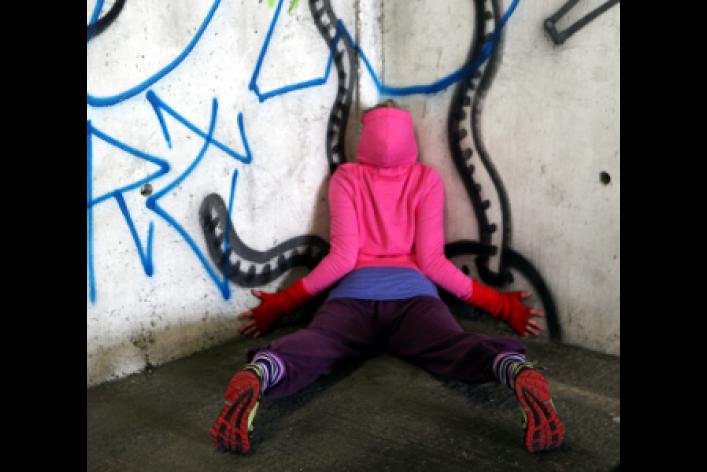 Тело в городском пространстве