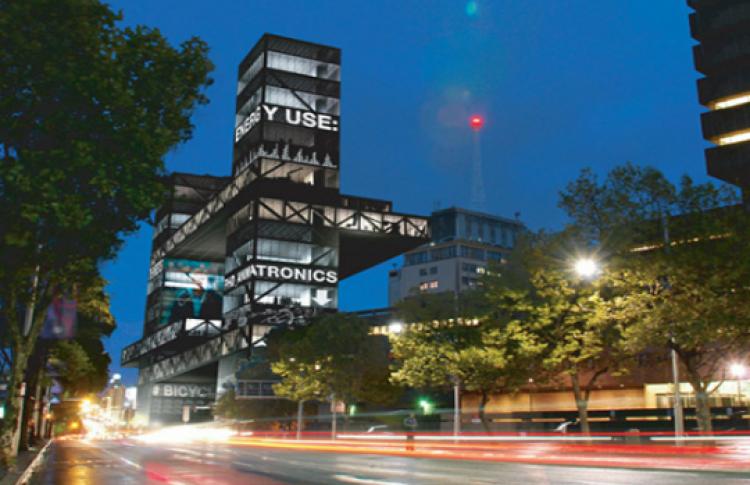 Как дизайн вовлекает человека в жизнь города?