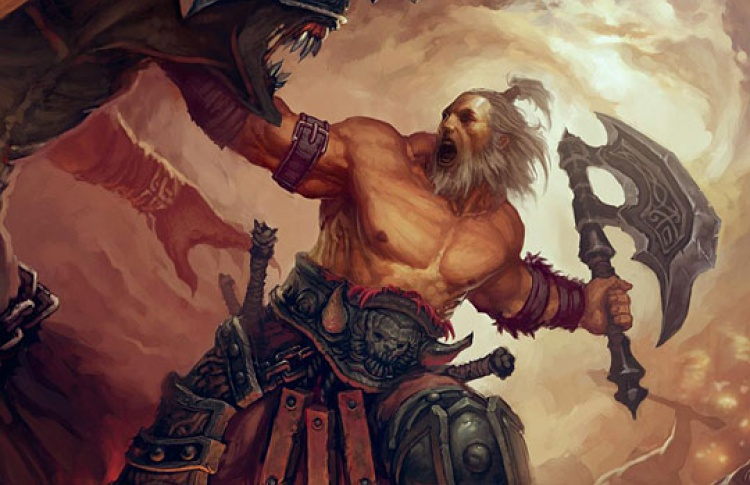 Старт продаж Diablo III