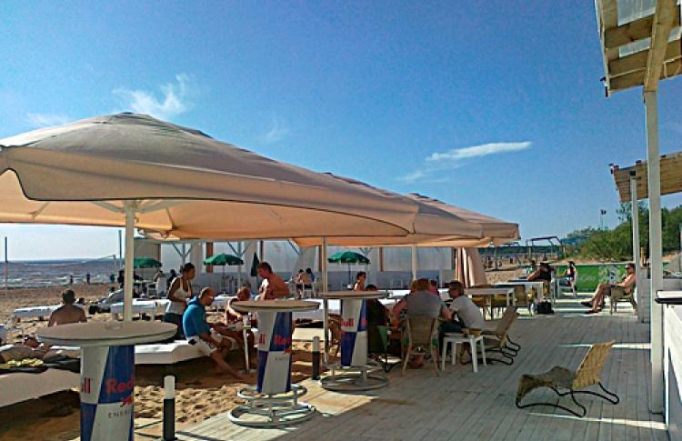 Открытие летнего сезона Ibiza Beach Bar