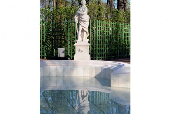 Летнему саду вернули исторический вид - Фото №1