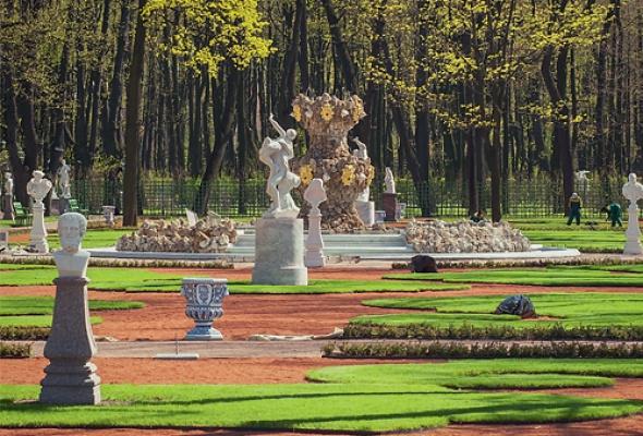 Летнему саду вернули исторический вид - Фото №3