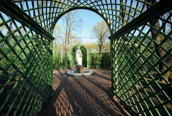 Летнему саду вернули исторический вид - Фото №4