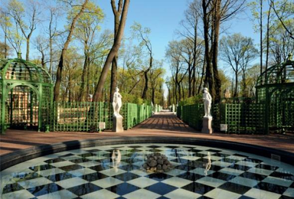 Летнему саду вернули исторический вид - Фото №5