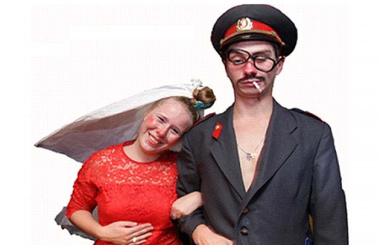 Массовая свадьба