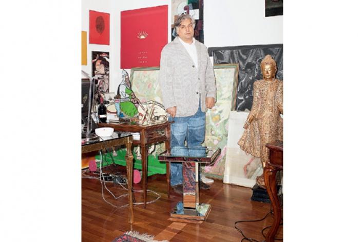 Современное искусство: Коллекционеры