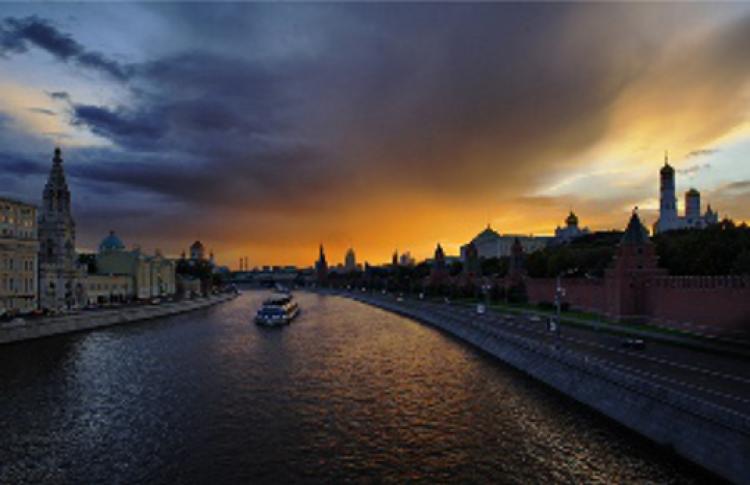 Романтика речной Москвы