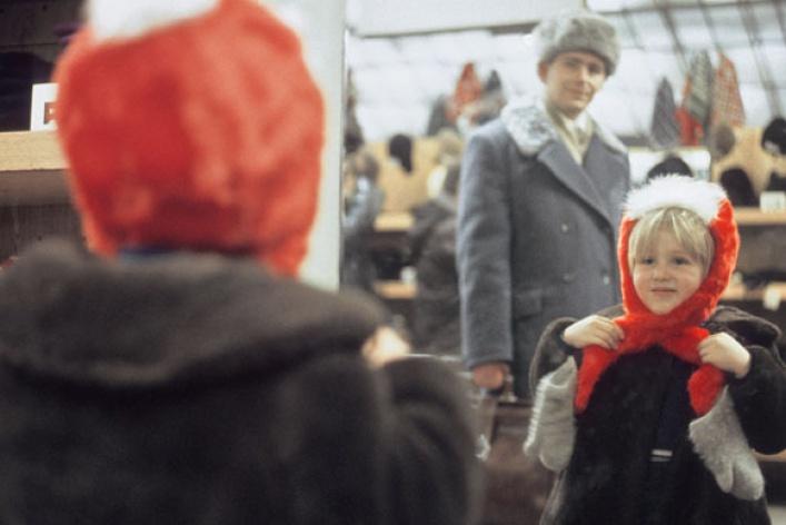 «Детскому миру» наЛубянке 55лет