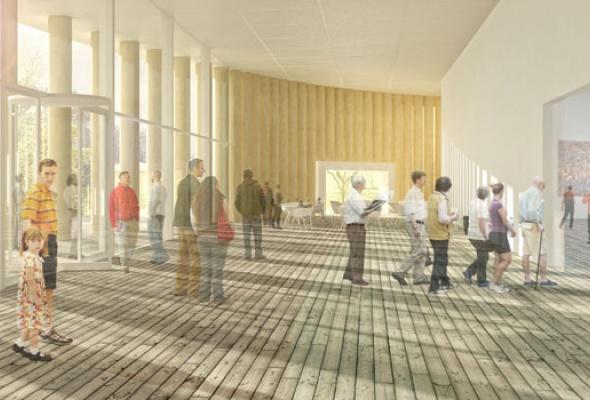 «Гараж» откроется вбумажном здании - Фото №2