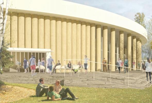 «Гараж» откроется вбумажном здании - Фото №3