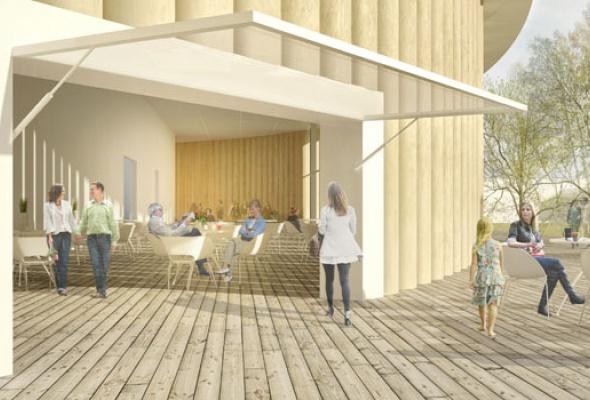 «Гараж» откроется вбумажном здании - Фото №4