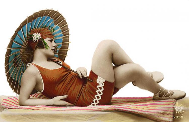 История моды XX века: 1920-е