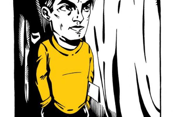 «Первый комикс янарисовал примерно вдесять лет.» - Фото №1