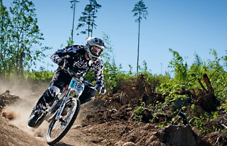 Фестиваль маунтинбайка Igora Bike Jam