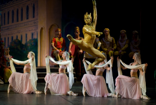 Балет «Баядерка» - Фото №2