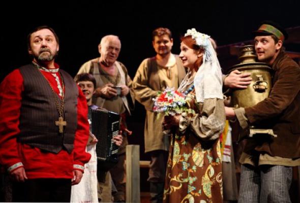 Гастроли театра «Красный факел» - Фото №4