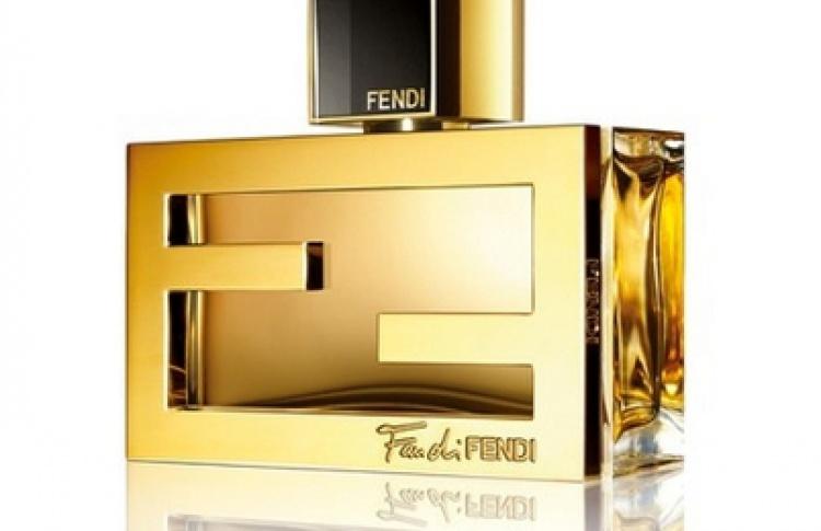 Подарок с покупкой от марки Fendi