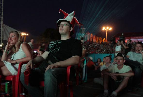 Где смотреть «Евро-2012»: три фан-зоны - Фото №3