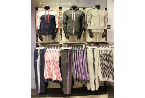 Первый вРоссии бренд-центр adidas открылся в«Европейском» - Фото №4