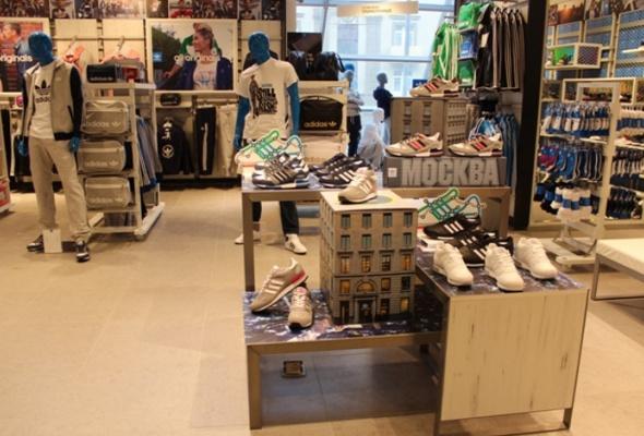 Первый вРоссии бренд-центр adidas открылся в«Европейском» - Фото №2