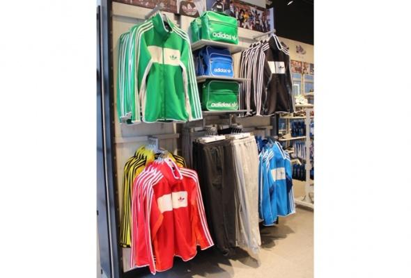 Первый вРоссии бренд-центр adidas открылся в«Европейском» - Фото №5