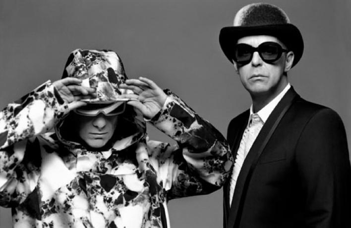 Pet Shop Boys выступят вМоскве