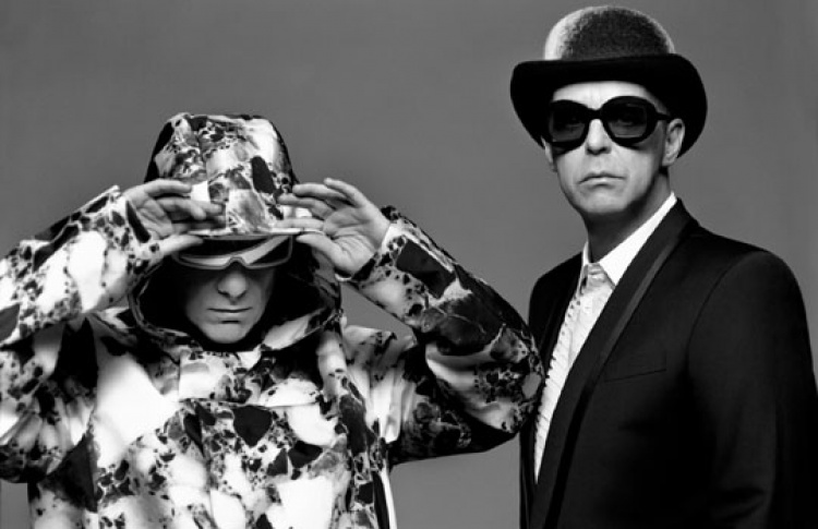 Pet Shop Boys выступят в Москве