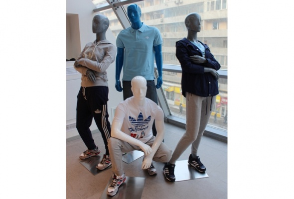 Первый вРоссии бренд-центр adidas открылся в«Европейском» - Фото №6