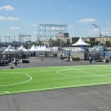 Парк Горького открывает для болельщиков Fan Park