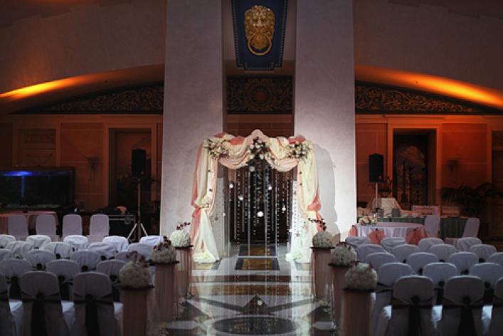 Wedding-школа во дворце