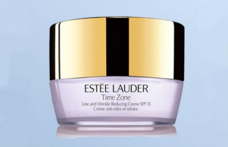 Estee Lauder дарит миниатюру крема Time Zone